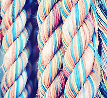 Rainbow Ropes by Beth Thompson