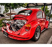Bug Zapper Photographic Print