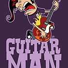 Guitar Man by crazy3dman