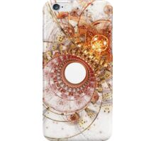 Fiery temperament iPhone Case/Skin