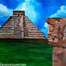Chichen Itza by signaturelaurel