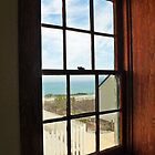 Lighthouse Window by 2HivelysArt