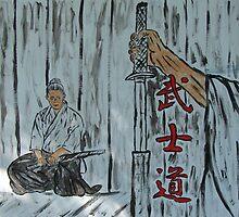 """""""Bushido 2""""  by Carter L. Shepard by echoesofheaven"""