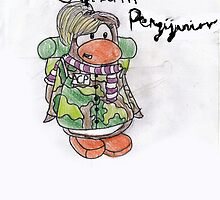 Captain Pengijunior! by pengijunior