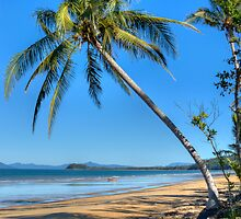 South Mission Beach, North Queensland by Adrian Paul