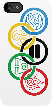 Olympic and the Avatar by Simply Josh Designs