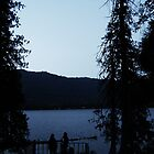 Lake Wenatchee Sunset by Ezra-David Saul