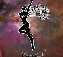 Virgo iPhone case design by Dennis Melling