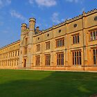 Ashton Court Mansion House,Bristol,UK by Dawn B Davies-McIninch