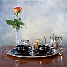 Honeymoon espresso  by Luisa Fumi