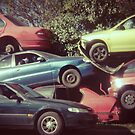 multi car pile up by ozzzywoman