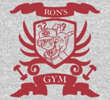 Wrong Gym RED by HomeTeamTees