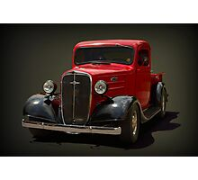 1934 Chevrolet Pickup Truck Photographic Print