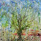 Tree of Life - finished by Regina Valluzzi