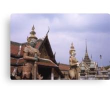 1963-1964 Bangkok Canvas Print
