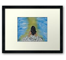 """""""Calling Of The Bride""""  by Carter L. Shepard Framed Print"""
