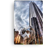 Trump International Hotel Canvas Print