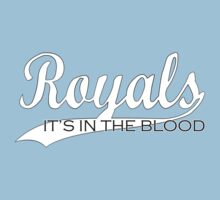 Royals - It's In The Blood Kids Clothes