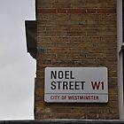 Noel Street by Ana  Eugénio