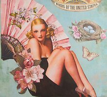 Pinup Girls: Birds & Nests by Kanchan Mahon