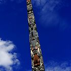 The totem pole by WesleyB