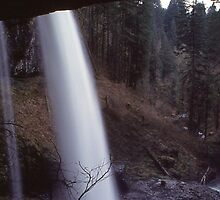 South Falls - Silver Falls State Park by jschwab