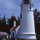 Umpqua River Lighthouse by jschwab