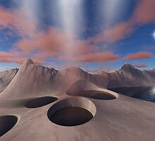 Valley of 1000 Smokes by joshis4evercool