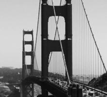 Leaving San Francisco Sticker