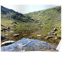 Blea Water, Lake District Poster