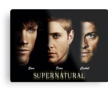 Supernatural Metal Print