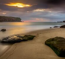 Watamolla Dreamtime by Mark  Lucey