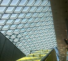 Seattle Public Library, Central Branch by Julie Van Tosh Photography