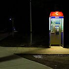 The Last Pay Phone by Todd Kluczniak