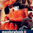 Monkeyfunk - Movie Poster by jackfords