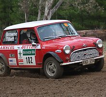 Scouts Rally SA 2012 Day 2 by Stuart Daddow Photography