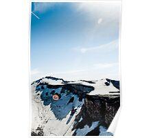 Fuji Flare Poster