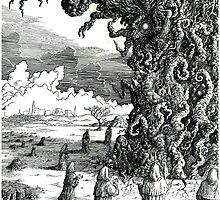 Fukushima Conjuration by Matthew Sergison-Main