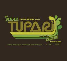 Tupari Logo Green by efleck