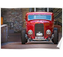 Scott Bamford's 1932 Ford Coupe Poster