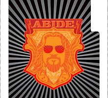 Abide iPhone case by superiorgraphix