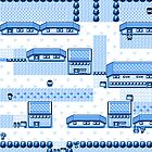 Cerulean City by Shelbeawest