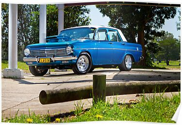 Sacilotto Family's EH Holden Sedan CLASIK by HoskingInd