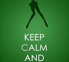 Keep Calm - Sailor Jupiter Posters by SimplySM