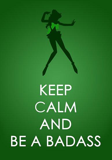 Keep Calm - Sailor Jupiter Posters by SimplySM
