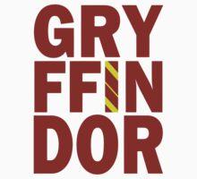 Gryffindor by Trisha Bagby