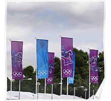 Eventing Banners Poster
