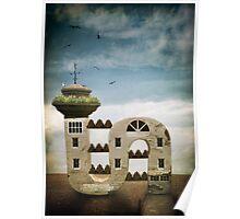 Seaside Living Poster