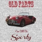 Old Farts Can Still Be Sporty by David J Knight