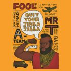 Mr. T by diocane